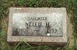 "Helena Elizabeth ""Nellie"" Richter (1910-1959) - Find A Grave Memorial"