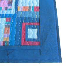 The Silly BooDilly: Tutorial: Super-Duper Easy Way to Face a Quilt ... & The Silly BooDilly: Tutorial: Super-Duper Easy Way to Face a Quilt (Or: How  to Sew a Non-Binding Binding)! Adamdwight.com