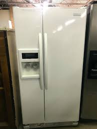 kitchenaid side by side refrigerator kitchenaid 227 cu ft side by side counter depth refrigerator kitchenaid side by side refrigerator