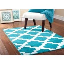 mainstays area rugs rug teal white belvedere 5x7 45 x 7 mainstays area rugs