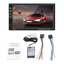 "Car Radio 2Din <b>7</b>"" <b>HD Player MP5</b> Touch Screen Digital Display ..."