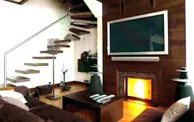 hide cable box behind tv hiding cable box for wall mounted how to hide cable wires when mounting over fireplace