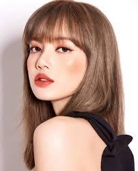 Thai News เปดภาพ ลซา Blackpink ไมมผมหนามาสวย