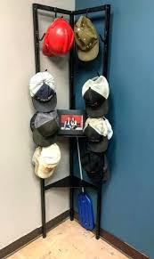 corner hat rack baseball hanger cap organizer closet ideas