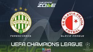 مشاهدة مباراة سلافيا براغ وفيرينكفاروسي بث مباشر اليوم في دوري أبطال أوروبا