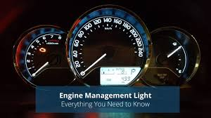 Why Would Engine Management Light Come On What Is An Engine Management Light
