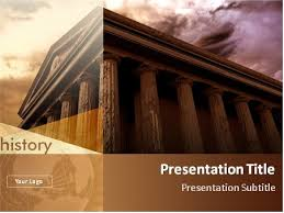 powerpoint templates history download human history ancient parthenon temple powerpoint