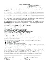 Event Planning Services Agreement Event Management Contract Template Globalforex Info