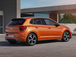 2018 volkswagen polo price. unique polo new 2018 volkswagen polo india images rear angle on price