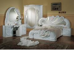 Italian Bedroom Set dreamfurniture vanity white italian classic bedroom set 7856 by guidejewelry.us