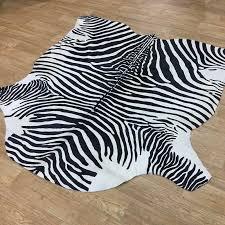 zebra rugs 5