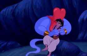 Image result for aladdin 1992 fire-swallower