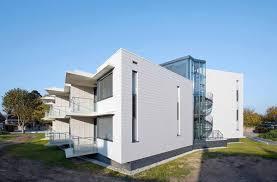 Unique Modern Apartment Building Facade Modern Building Facades - Modern apartment building facade