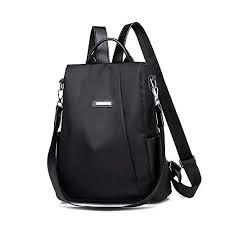 iFOMO <b>Women Travel</b> Backpack <b>Travel</b> Bag Anti-theft <b>Oxford</b> Cloth