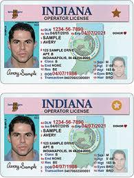 License Indiana Similiar Driver's Keywords