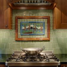 prairie style kitchen modern arts and crafts style kitchen