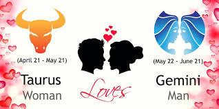 Gemini Horoscope Compatibility Chart Taurus Woman And Gemini Man Love Compatibility Ask Oracle