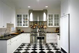 black and white tile kitchen black and white tile floor kitchen co complex designs for kitchens