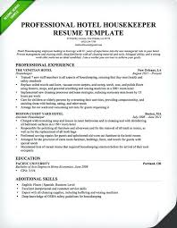 Resume For Housekeeping Job Best of House Cleaning Resume Sample House Cleaning Resume Templates Sample