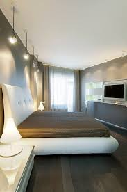 cool lighting for bedroom. bedroom cool palette with warm accents pendant style down lighting for