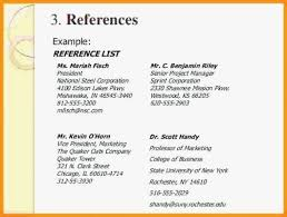 References On Cv Resume Reference Template How List A Powerful Do Custom Reference On Resume