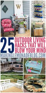 insanely clever outdoor living ideas and s to enjoy all summer long