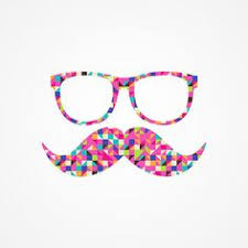 cute girly mustache wallpaper. Exellent Mustache Funny Girly Pink Abstract Mustache Hipster Glasses Art Print By Railton Road With Cute Wallpaper 0