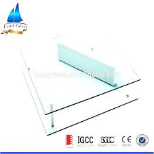 tempered glass panels large size supplieranufacturers deck railing home depot