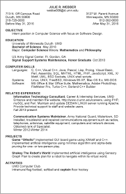 Resume Sample 6 Cv Mock Exa Peppapp