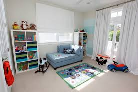Impressive sofa bed design ideas Comfortable Sofa Chic Ideas For Lazy Boy Bedroom Decoration Using Light Blue Fabric Sofa Bed Including White Wood Toy Cabinet Rack And Wooden Rocking Horse In Bedroom Image Dining Room Boys Bedroom Chic Ideas For Lazy Boy Bedroom Decoration Using Light