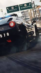 need for sd rivals police pursuit wallpaper