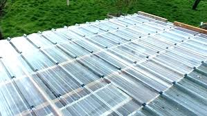 clear roof panels corrugated plastic roofing panel 6 rug canada