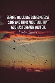 Christian Quotes On Judging Others