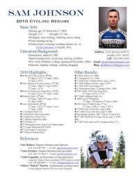 Motocross Sponsorship Resume Example Motocross Resume Samples
