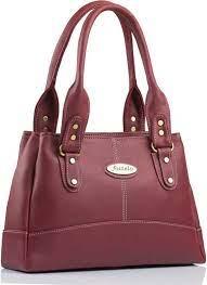 Buy FOSTELO Women Maroon Shoulder Bag Maroon Online @ Best Price in India |  Flipkart.com
