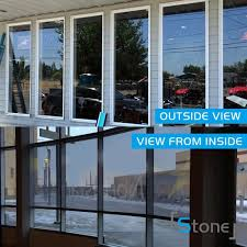 Window Film For Privacy And Light 8 99 Window Film One Way Mirror Film Tint Static Home