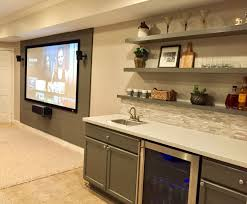 basement theater ideas. Marvelous Basement Home Theater Ideas Design - TSP Decor B