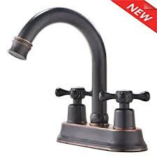 oil rubbed bronze bathroom faucets. Ufaucet Modern Oil Rubbed Bronze 2 Handle Widespread Stainless Steel Bathroom Faucet,Oil Faucets