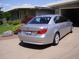 Coupe Series bmw 2006 5 series : 2006 BMW 5 Series - Information and photos - ZombieDrive