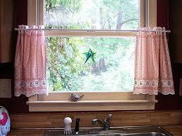 Contemporary Kitchen Curtains Kitchen Contemporary Kitchen Curtains In Soft Colors All About