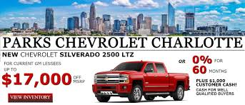 Parks Chevrolet Charlotte | Chevrolet Dealership in Charlotte, NC