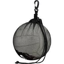 ball bag. asics individual volleyball ball bag