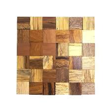 wood wall tile popular natural mosaic tiles wooden scrabble uk wood wall tile
