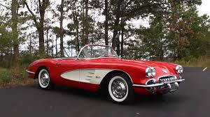 1959 Corvette vs 1955 Thunderbird - which is best?