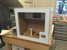 picture of from open frame to enclosure