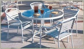 patio table replacement glass outdoor top calgary ideas