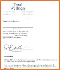 Fake Doctors Note For Free Doctor Notes Useful Or Not School