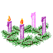Image result for advent wreath week 2