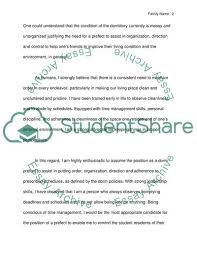 Example Of Application Essays Prefect Application Admission Essay Example Topics And