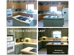 sanding cabinet doors no sanding cabinet paint painted kitchen cabinets my customer the purple painted lady sanding cabinet doors